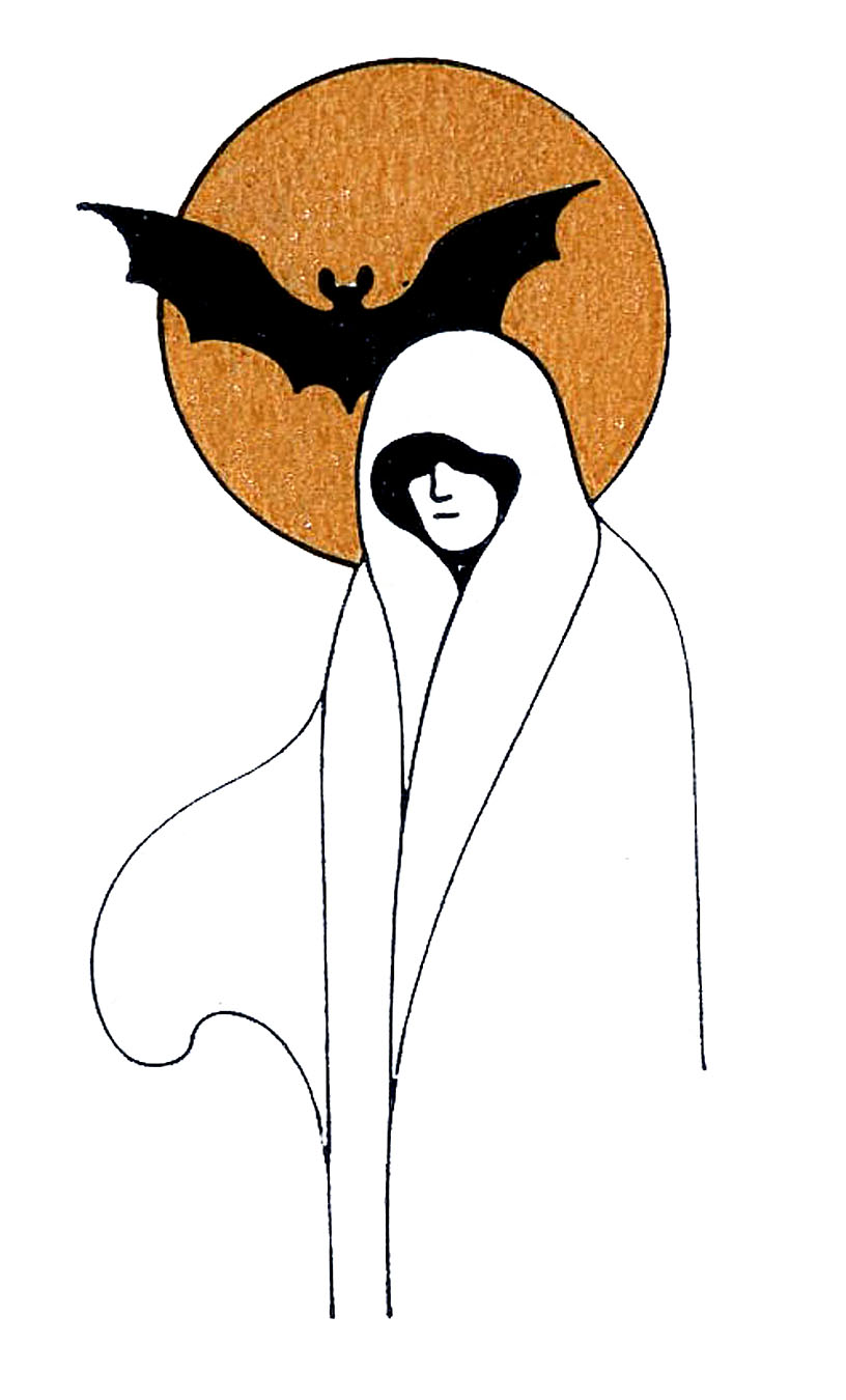 816x1350 Haunted Clipart Ghoul