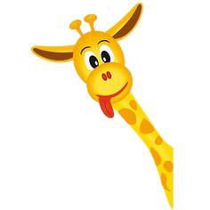 236x236 Top 91 Giraffe Clipart