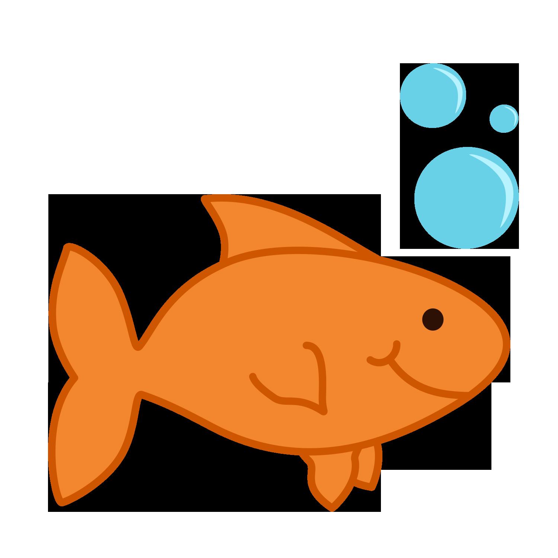 1500x1500 Goldfish Clipart