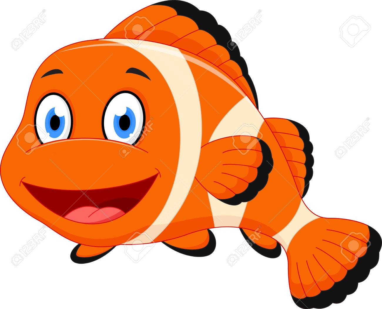 1300x1051 Goldfish Clipart Nemo Fish