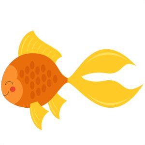 300x300 Goldfish Clipart Under Sea
