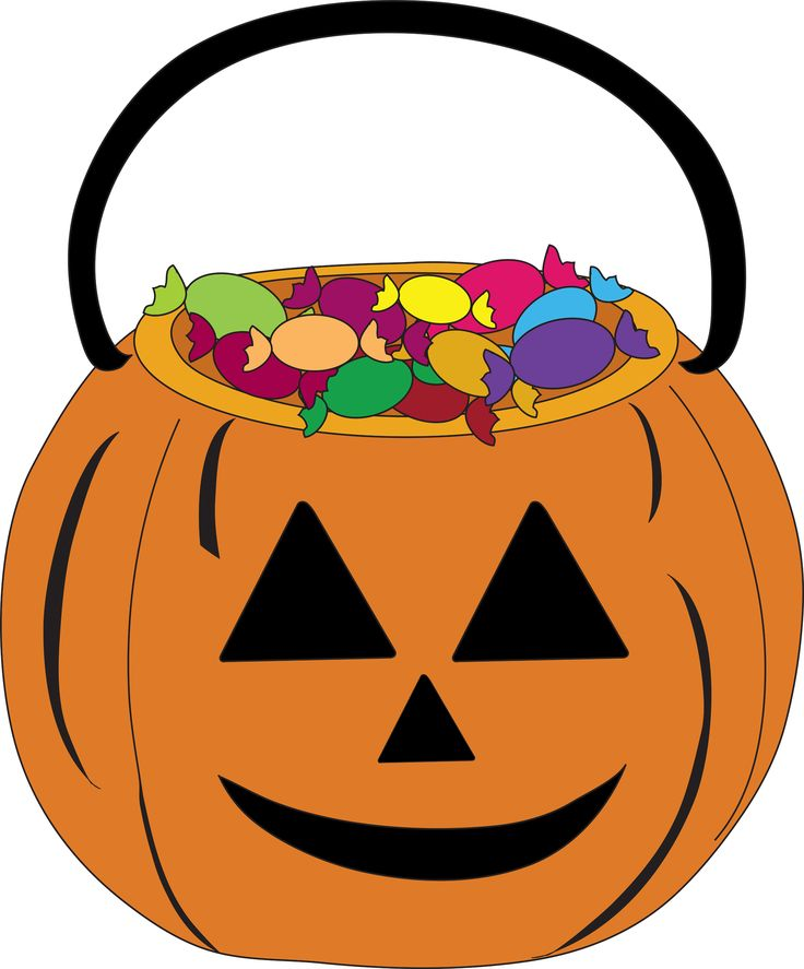 Cute Halloween Pumpkin Clipart