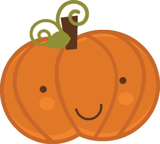 560x507 Cute Halloween Pumpkin Clipart 2