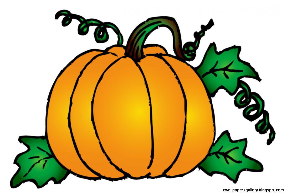 1092x740 Cute Pumpkin Clip Art