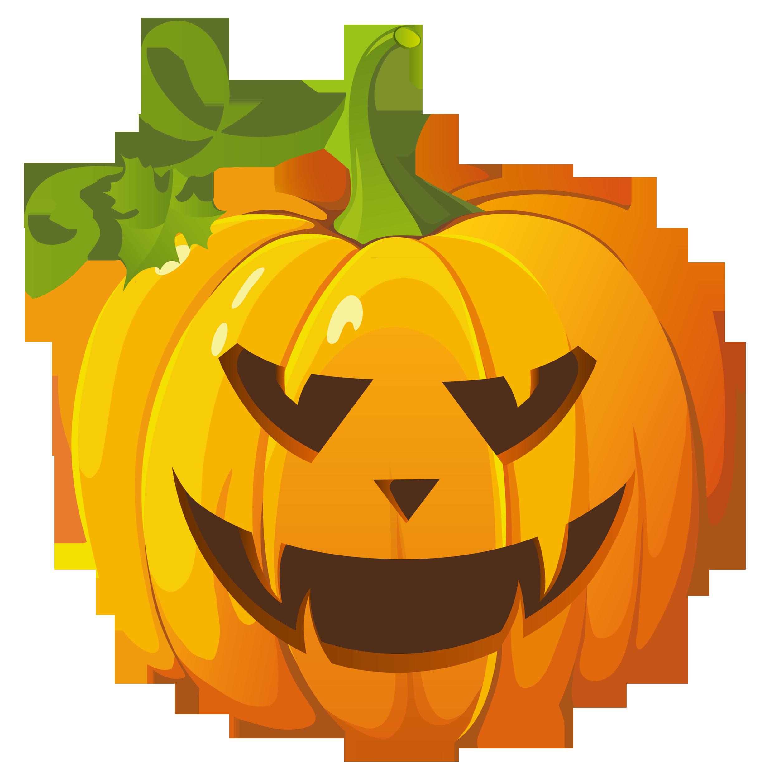 2500x2486 Cute Pumpkin Clip Art Free Clipart Images 2