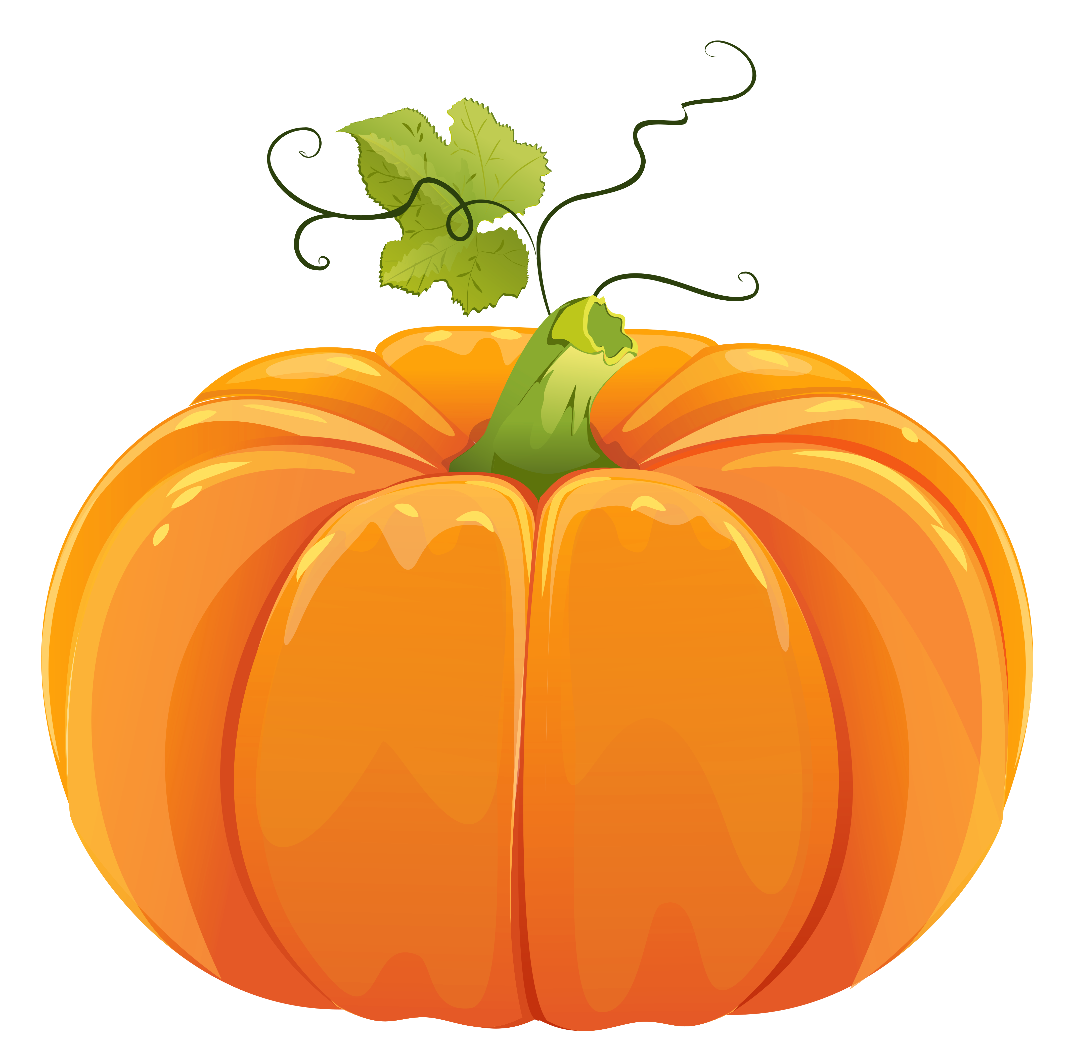 4268x4150 Free Pumpkin Clip Art