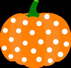 299x288 Colouful Clipart Pumpkin