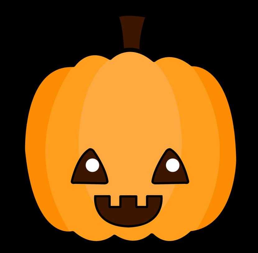 830x816 Cute Pumpkin Clipart Free