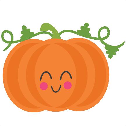 432x432 Pumpkin Svg Scrapbook Cut File Cute Clipart Files For Silhouette