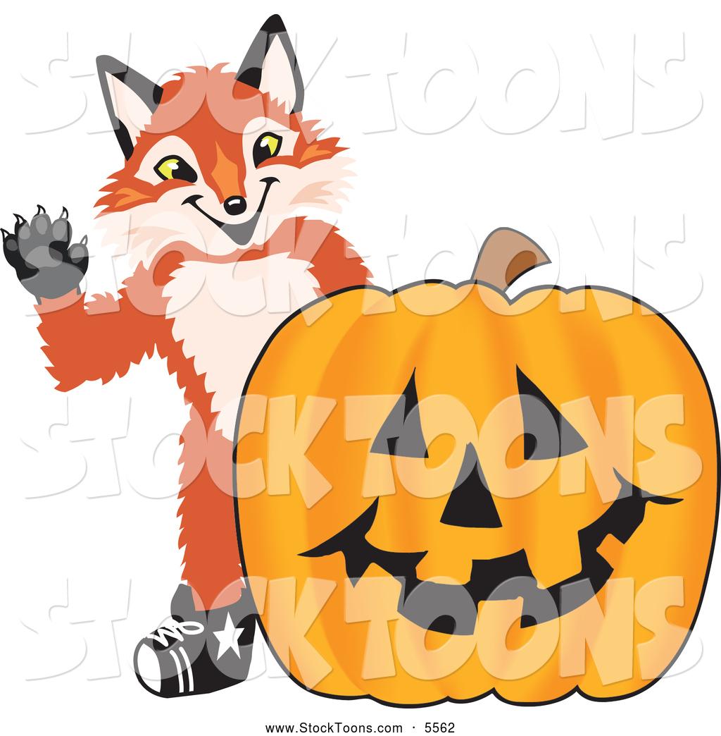 1024x1044 Stock Cartoon Of Cute Fox Mascot Cartoon Character