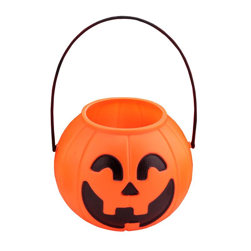 800x800 Cute Children Candy Jar Pumpkin Bucket Candy Gift Bag Home