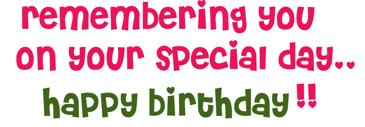 1440x502 Birthday Clipart For Facebook