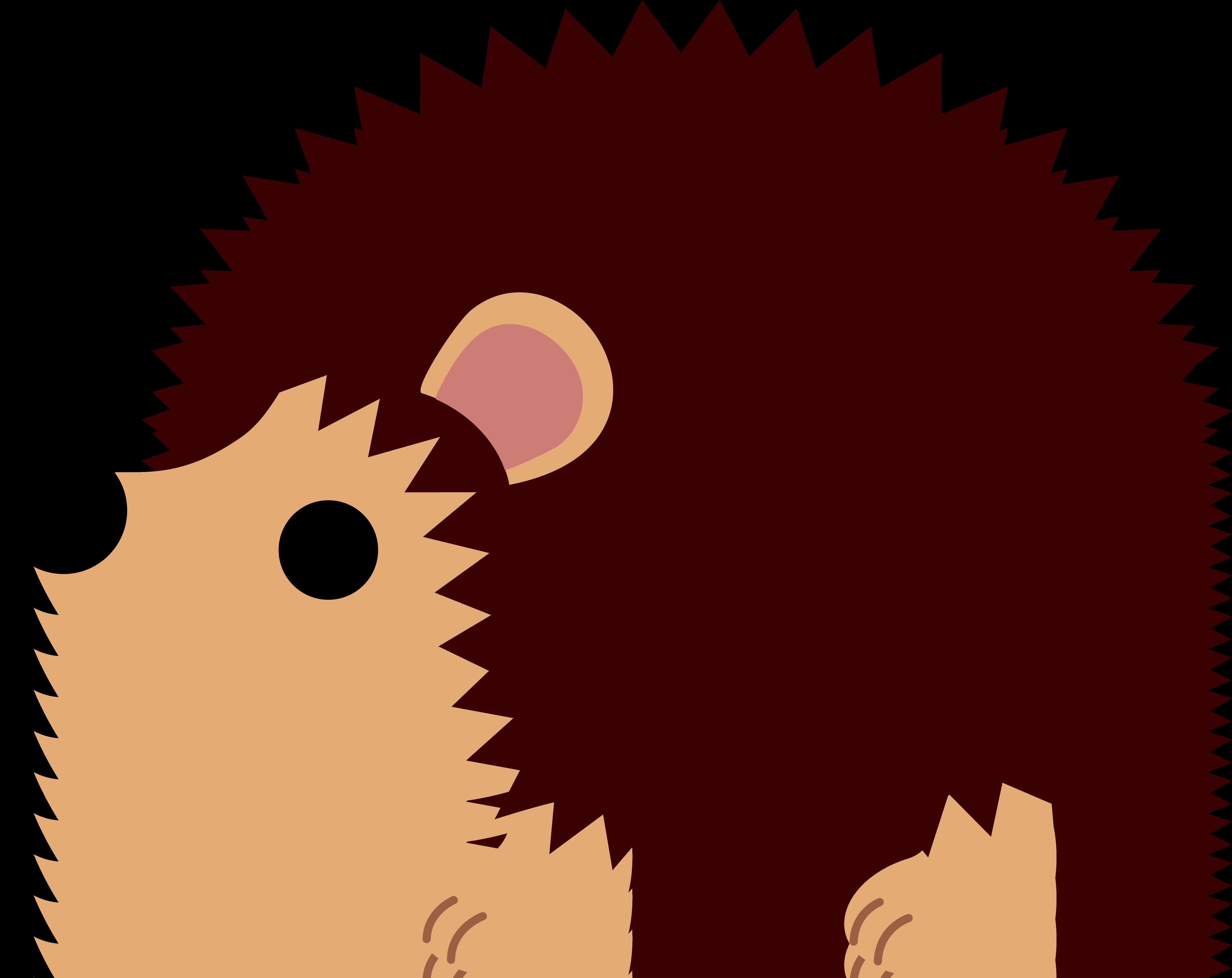 Cute Hedgehog Clipart Free Download Best Cute Hedgehog Clipart On