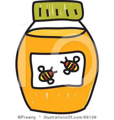 400x420 Honey Bee Clipart