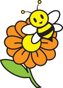 213x300 Honey Bee Clipart Image