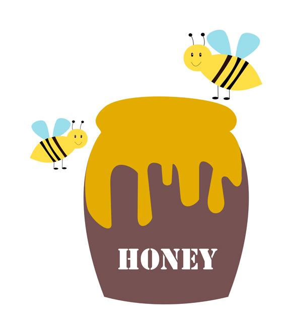 580x665 Top 84 Honey Clip Art