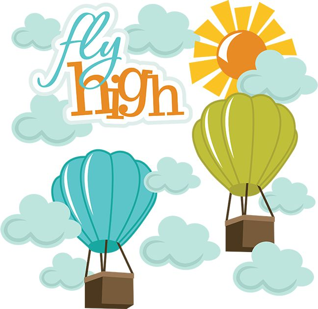 648x629 Hot Air Balloon Fly Clipart, Explore Pictures