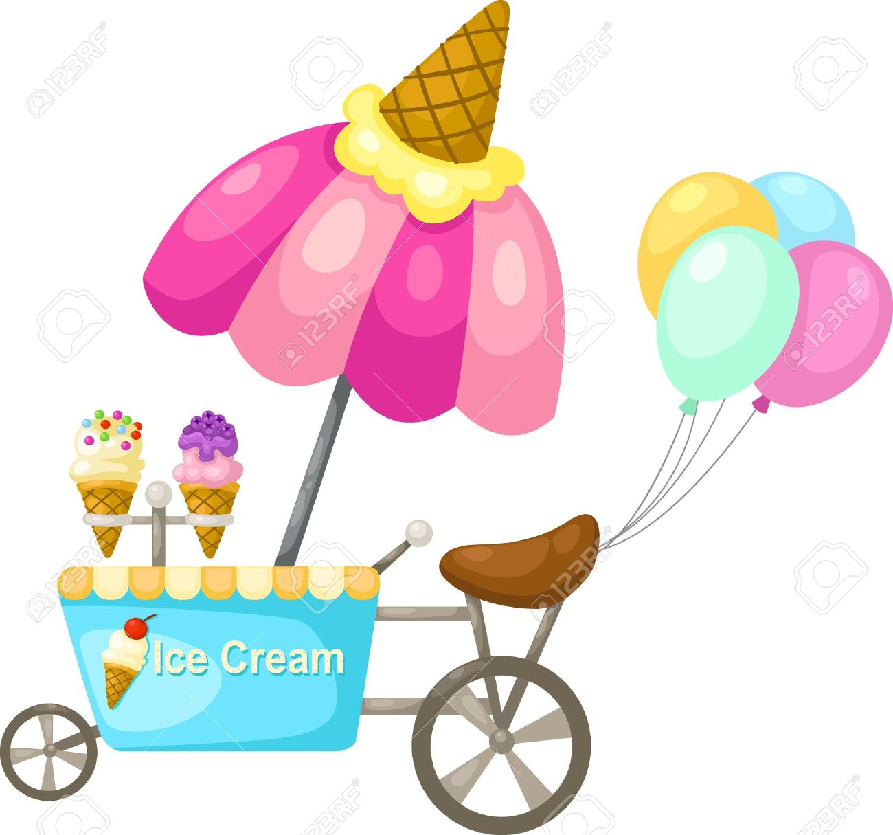 Cute Ice Cream Wallpaper: Free Download Best Cute Ice