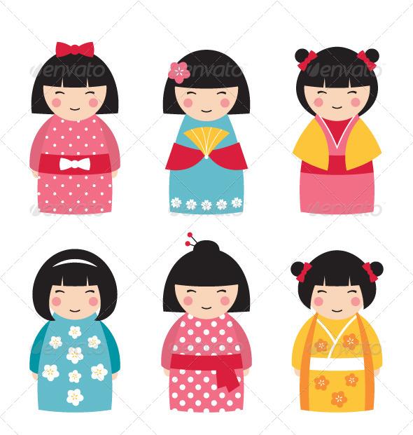 590x621 Kimono Clipart Cute Japanese