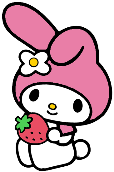 365x547 My Melody Clip Art Images