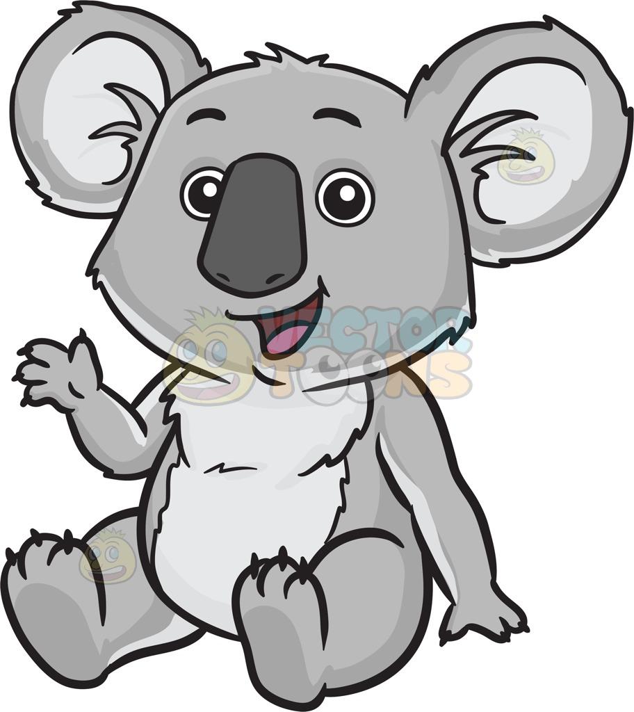 Most Inspiring Wallpaper Koala Cartoon - cute-koala-clipart-3  Pic_94322   .jpg