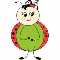 200x200 Cute Ladybug Clipart