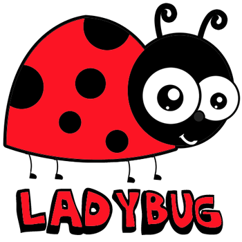 350x350 How To Draw Cartoon Ladybugs In Easy Step By Step Drawing Tutorial