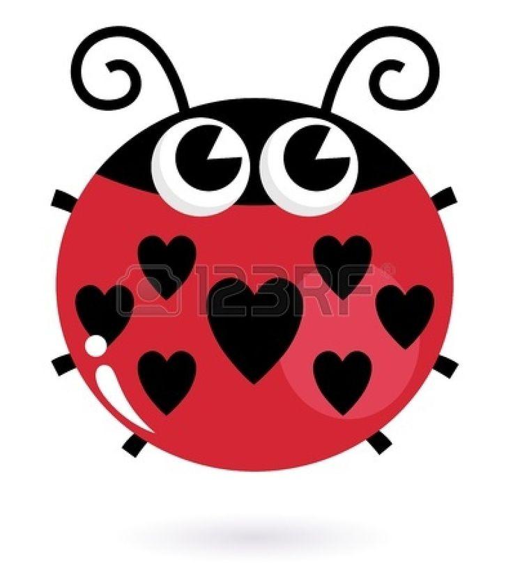 736x832 546 Best Ladybugs Images Caterpillar, Colors