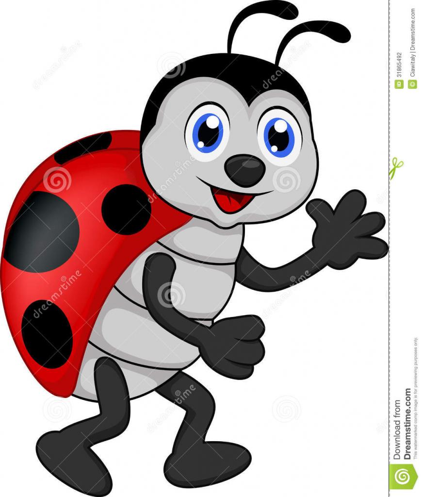 872x1024 Cartoon Ladybugs Drawings Cute Ladybug Drawings Clipart Panda
