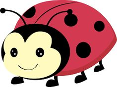 236x176 Cute Red Ladybug With Hearts