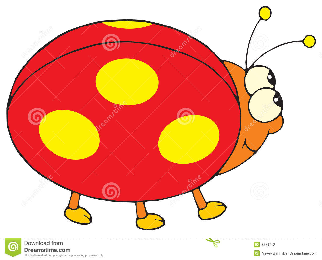 1300x1050 Images Of Cute Ladybugs Vector Illustration