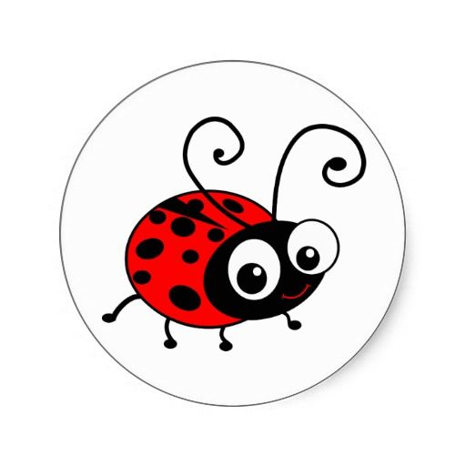512x512 Lady Bug Animated Clipart