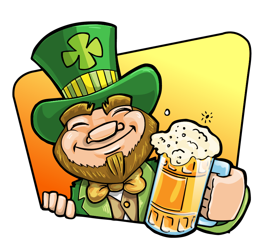 Cute Leprechaun Clipart   Free download on ClipArtMag
