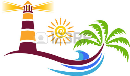 Cute Lighthouse Clipart