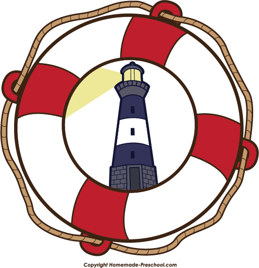 533x552 Free Lighthouse Clipart 4