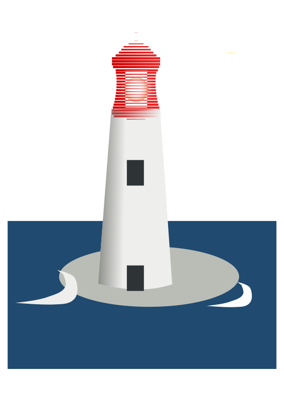 566x800 Lighhouse Clipart Uses Light