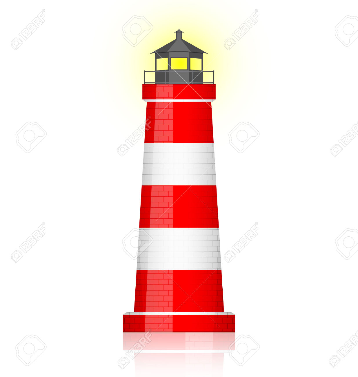 1235x1300 Clipart Lighthouses