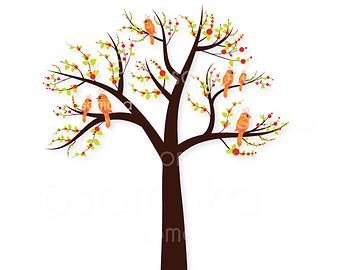 340x270 Cute Love Bird Digital Clip Art Clipart Set Ideal