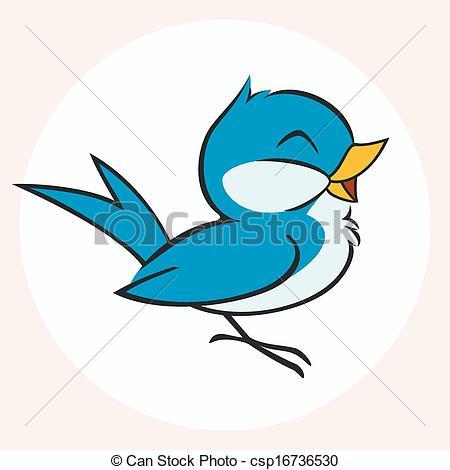 450x470 Little Bird Clipart