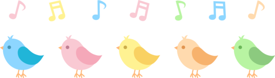 550x157 Baby Bird Clipart