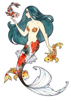 236x337 Mermie Essentials Liana Hee Essentials, Mermaid