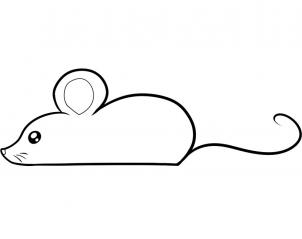 302x239 How To Draw A Mouse For Kids Clipart Panda
