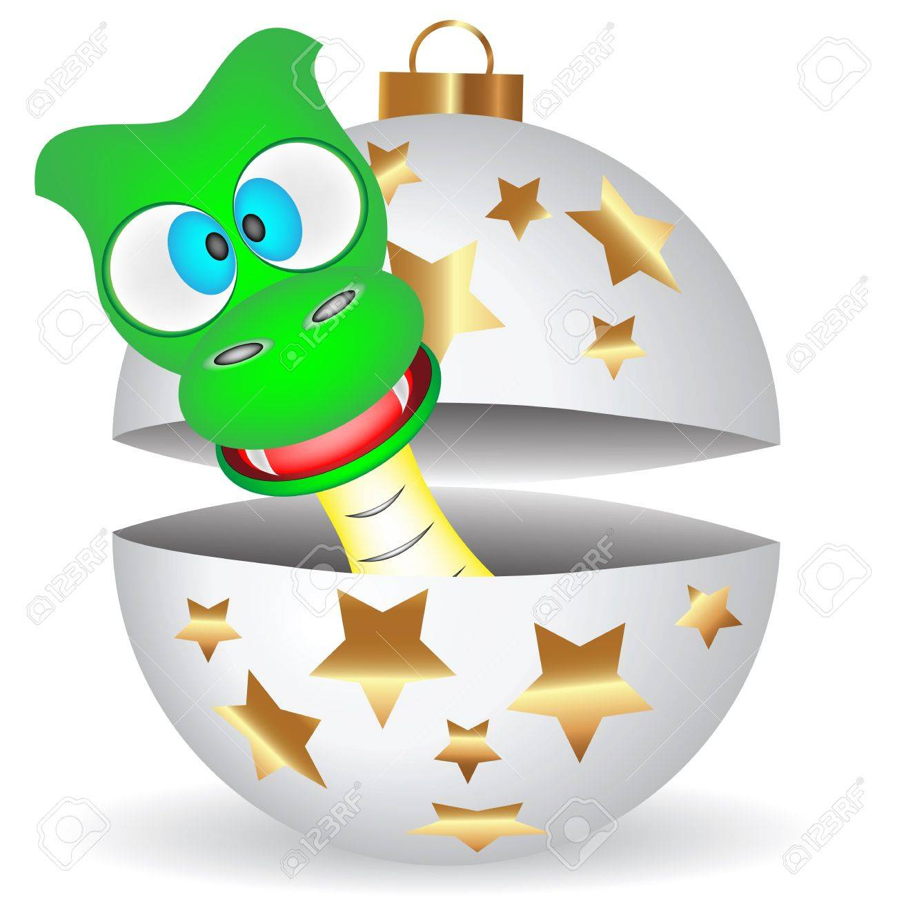 1300x1300 Cute, Funny Dragon In The Egg A Symbol Of The New Year Royalty