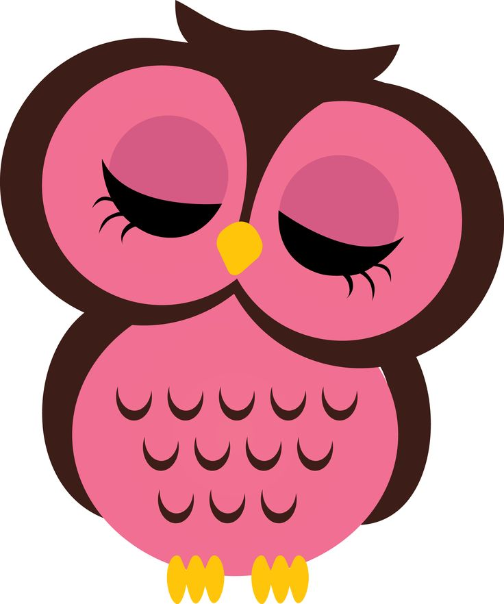 Cute Owls Clipart | Free download on ClipArtMag