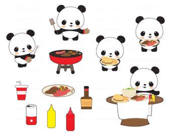 340x270 Cute Panda Clip Art Panda Clip Artpanda Clipart Cute Panda