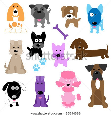Cute Pet Clipart