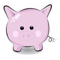 200x200 Pig Face Clipart