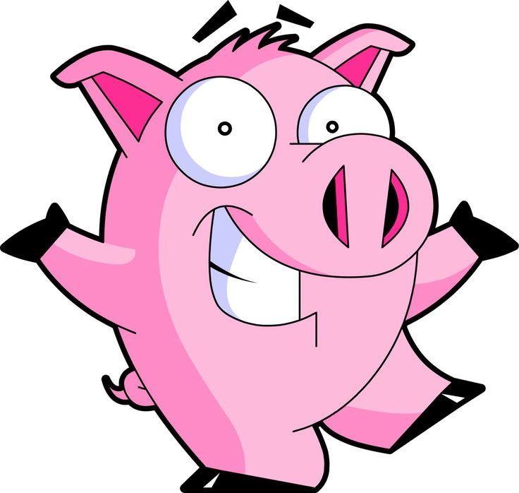 Cute Pig Pictures Cartoon