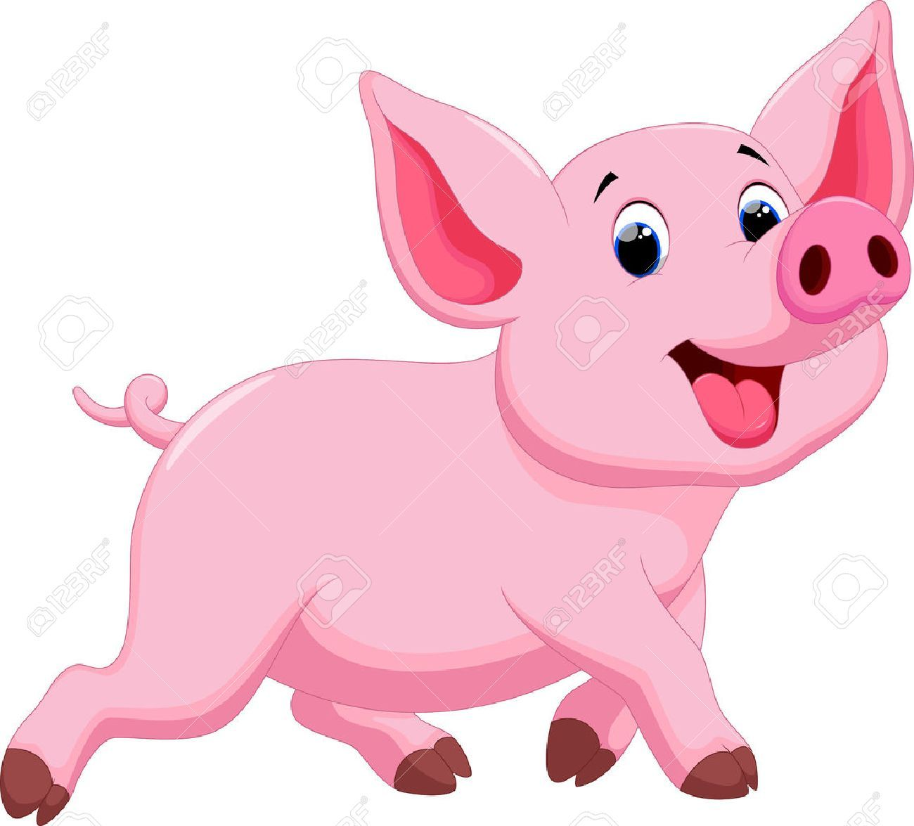 1300x1175 Cartoon Pig Images Images Hd Download