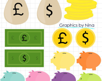 340x270 Piggy Bank Clipart Piggy Bank Clip Art Piggy Bank Clipart